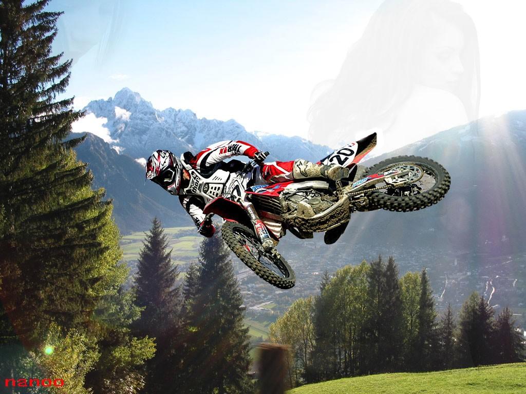 Fonds D'écran Motos HD