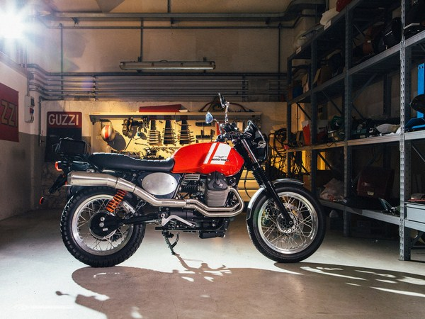 Moto Guzzi Garage Days : du 26 septembre au 3 octobre