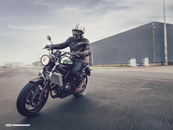 Yamaha XSR 700 : enfin le prix !