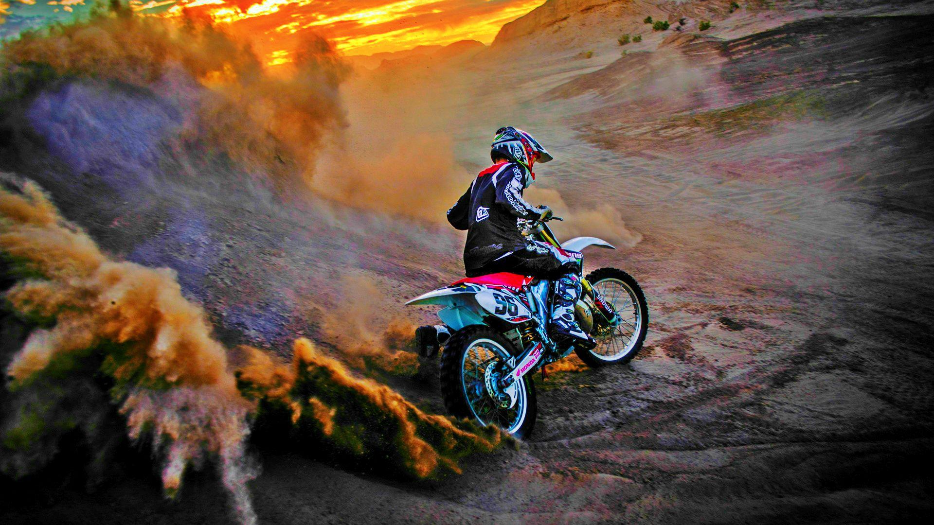 Fonds d'écran motos HD - Wallpaper