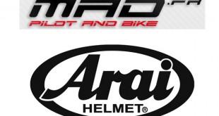 Mad cesse la distribution d'Arai pour la France