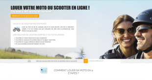 Easy Renter : la location moto en ligne facile