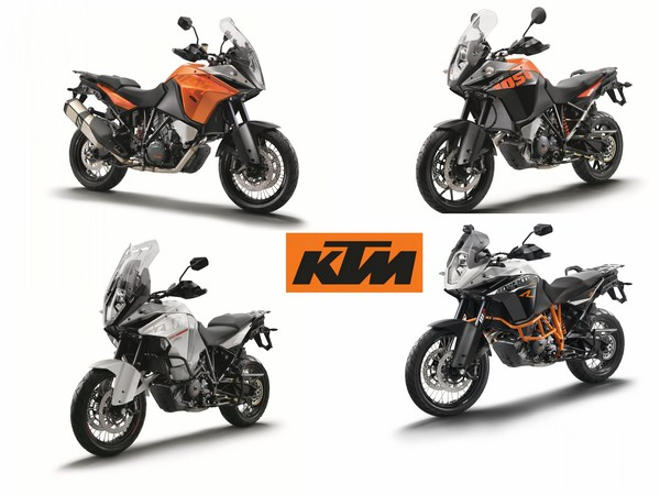 3 ans de garantie sur la gamme KTM Adventure