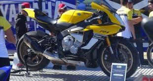 Yamaha : des R1M pour 2016 et une R1 spéciale anniversaire
