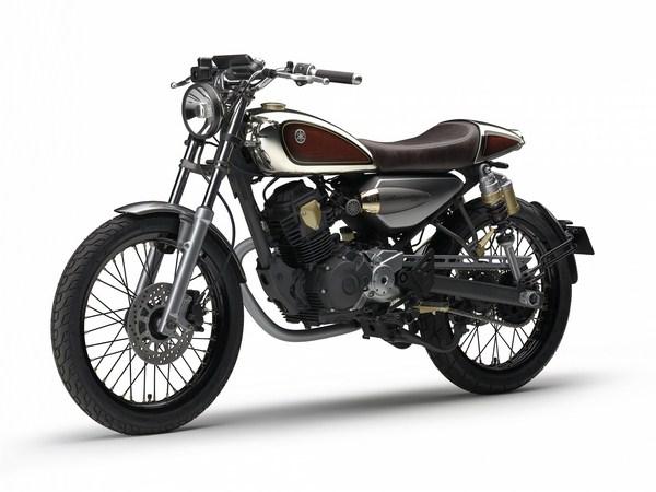 Yamaha va débarquer sur le créneau de la 125 vintage !