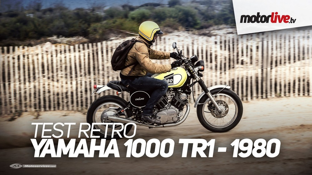 Transformer une Yamaha TR1 en Scrambler 900 …