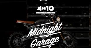 Triumph partenaire du Midnight Garage Festival by 4H10