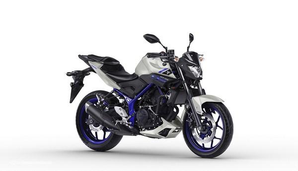 Nouveauté 2016 - Eicma - Yamaha MT-03