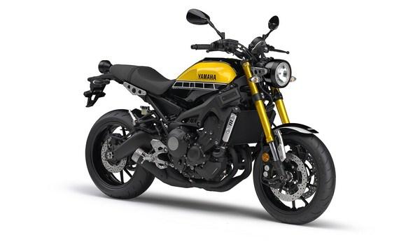 Nouveauté 2016 - Eicma - Yamaha XSR 900