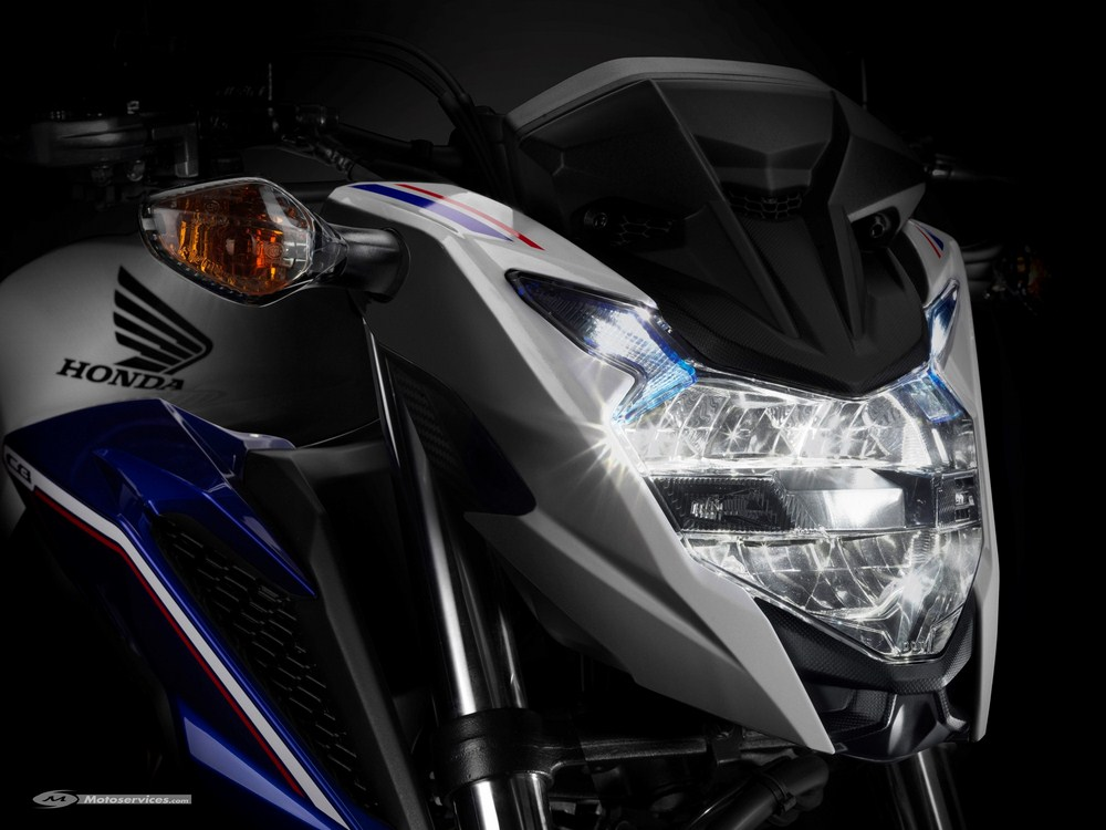 Nouvelles Honda CB500F et NC750D Integra au Salon de Milan (Eicma 2015)