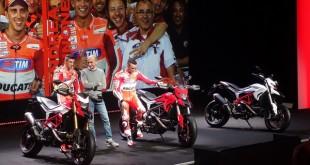 Nouveauté 2016 - Eicma - Ducati Hypermotard et Hyperstrada 939