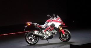 Nouveauté 2016 - Eicma - Ducati Multistrada 1200 S Pikes Peak