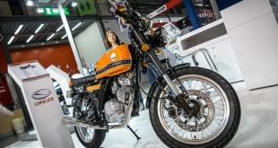Nouveauté 2016 - Eicma - La future Mash Café Racer 125