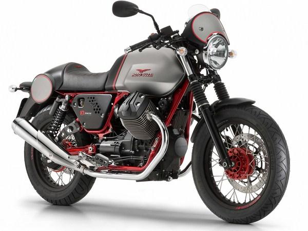 Nouveauté 2016 - Eicma - Moto Guzzi V7 II Racer
