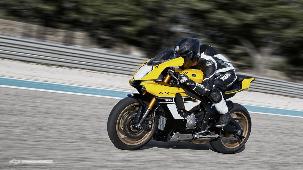 Yamaha : tarifs R1, R1M et R1 60th 2016