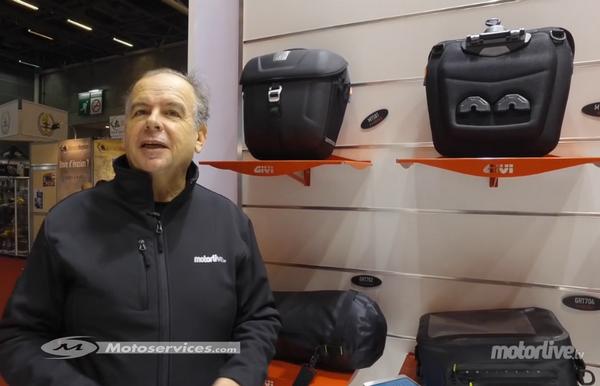 Présentation video de la gamme Givi Metro-T 2016