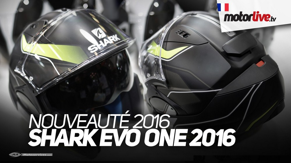 Salon de Paris : le Shark Evo One en vidéo