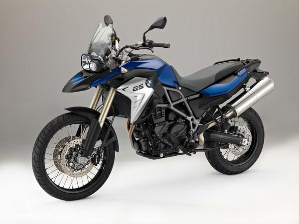 BMW annonce le tarif de ses nouvelles F 700 et 800 GS