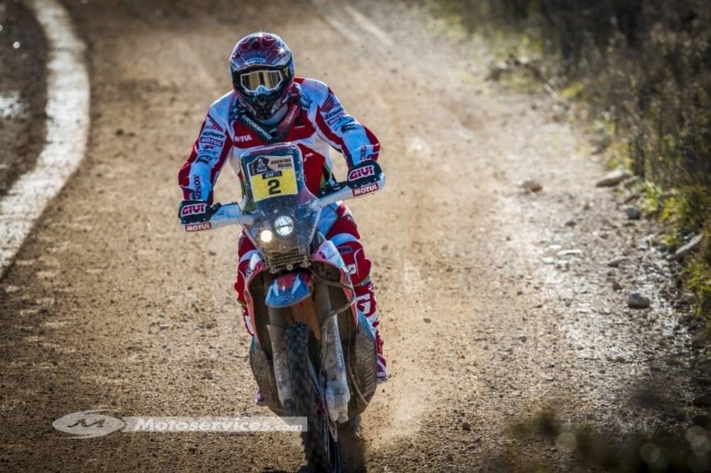 Givi partenaire du HRC pour le Paris-Dakar 2016