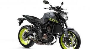 Yamaha MT-09 : l'antipatinage pour 2016, mais pas Euro4