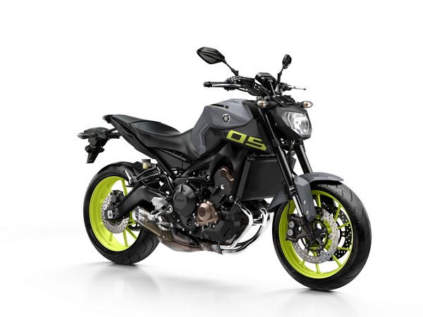 Yamaha MT-09 : l'antipatinage pour 2016, mais pas Euro4