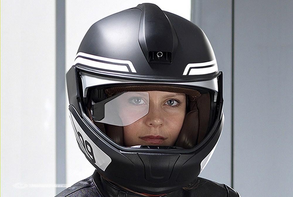 CES 2016 | Un casque vision tête haute chez BMW Motorrad