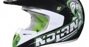 Casque intégral Off-Road Nolan N52