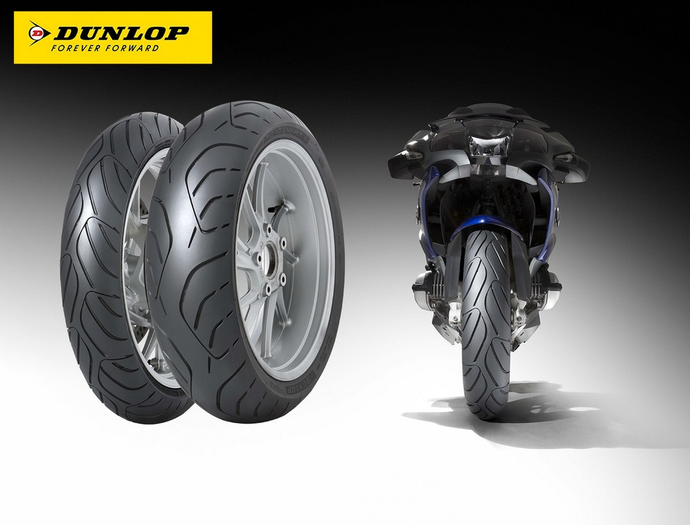 dunlop sportmax roadsmart 3 des pneus pour les motards europ ens moto dz. Black Bedroom Furniture Sets. Home Design Ideas
