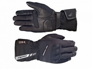 Gants Ixon Pro Roll HP, l'hiver au chaud !