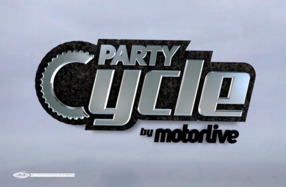 Party Cycle sur MotorsTV : nouvelle émission le 28 janvier !
