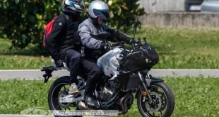 Yamaha : la MT-07 Tracer pour juillet 2016 !