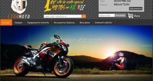 LionMoto.com, le 1er site de vente en ligne en Algérie !