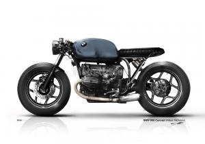 Moto passion : Le grand retour de la BMW R80