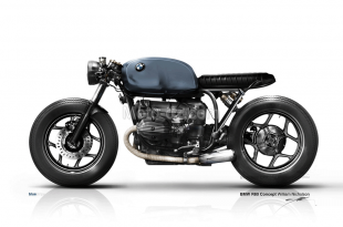 Moto passion : Le grand retour de la BMW R80