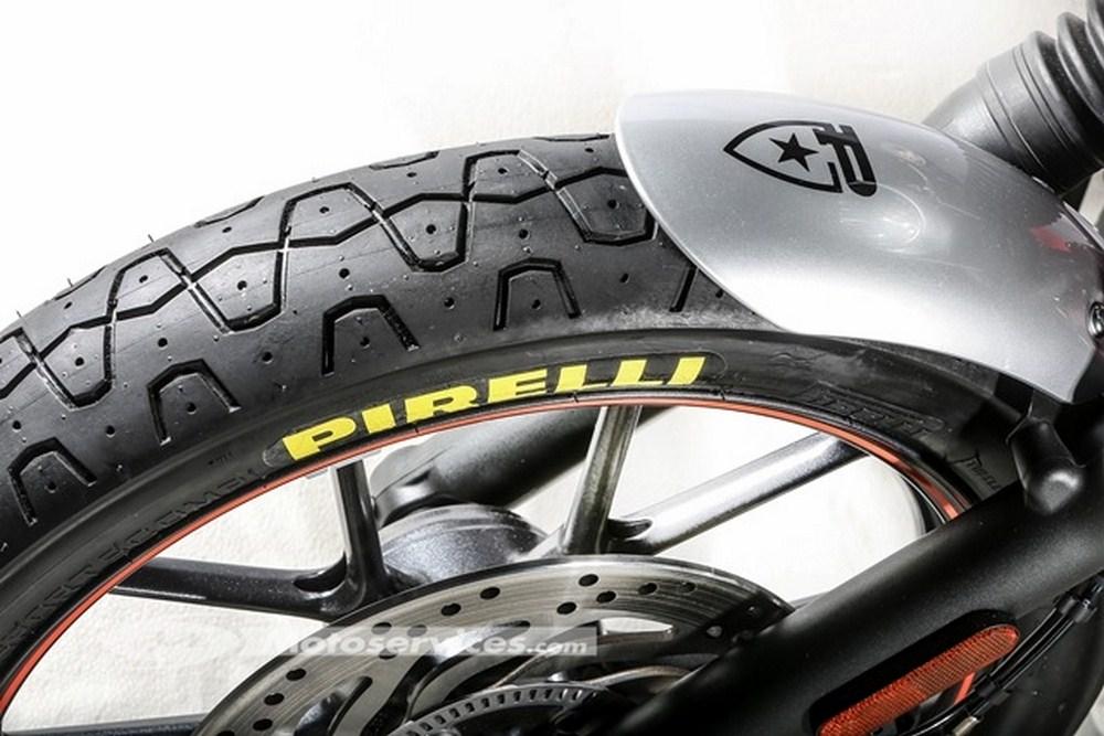 Le Pirelli Phantom : 40 ans et toujours au top !