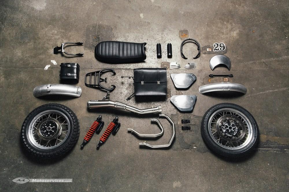 Moto Guzzi : promos sur les V7 II et les California 1400
