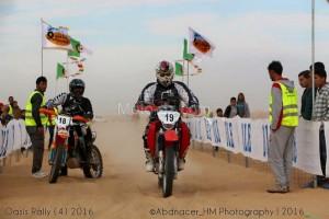4ème Rallye El Wahat de Hassi Messaoud : une réussite
