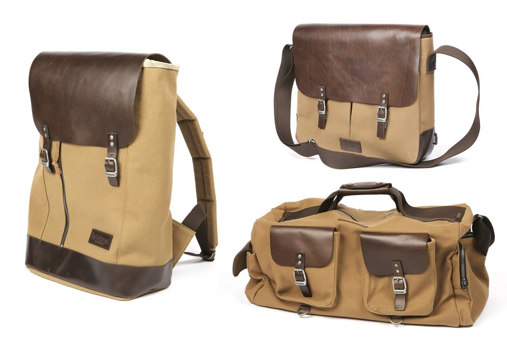 Bagages Vintage chic chez Helstons