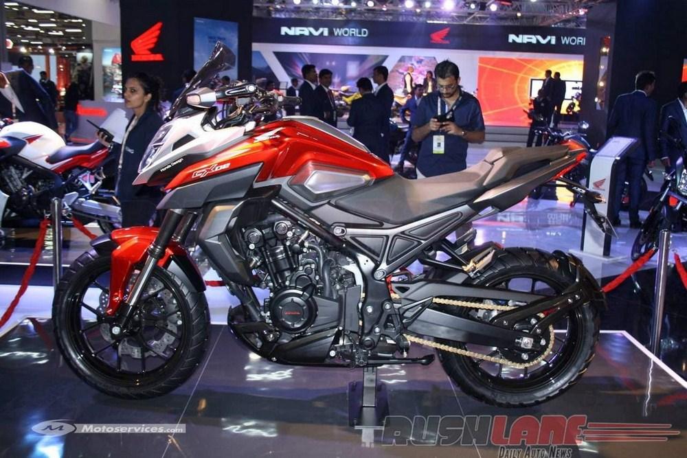 Honda India présente les Navi et CX-02 à Auto Expo