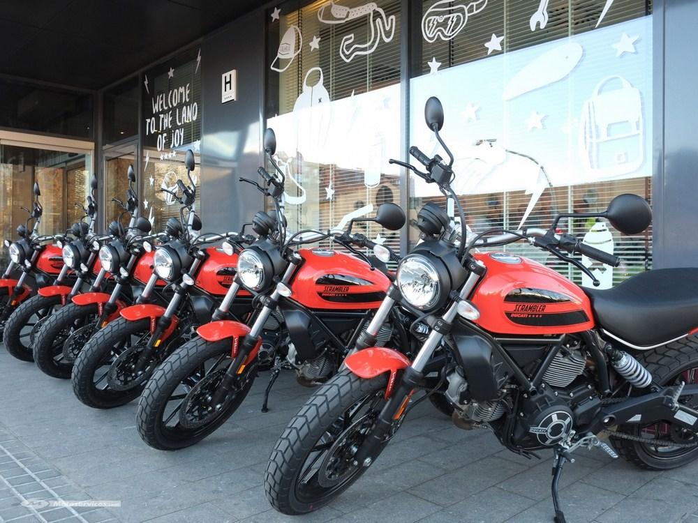 Ducati : journées portes ouvertes du 10 au 12 mars