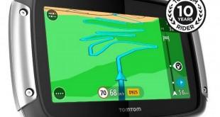 TomTom RIDER 410 'Great Rides Edition' : des sensations à vie