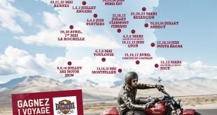 Indian - Victory Roadshow 2016 : le tour de France des essais