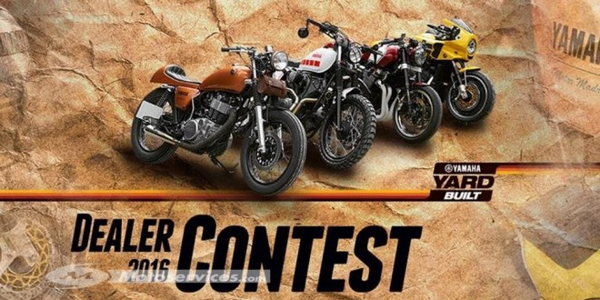 Yamaha dealer contest votez pour la plus belle pr pa for Yamaha dealers in louisiana