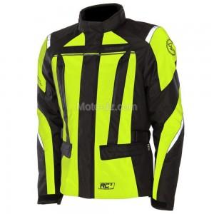 Idée shopping : veste Bering AKKOR EVO Fluo pour être vu !