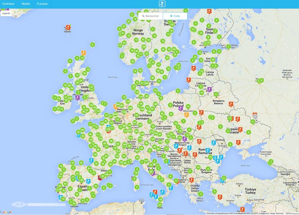 ChargeMap.com : nouveau look pour une nouvelle vie