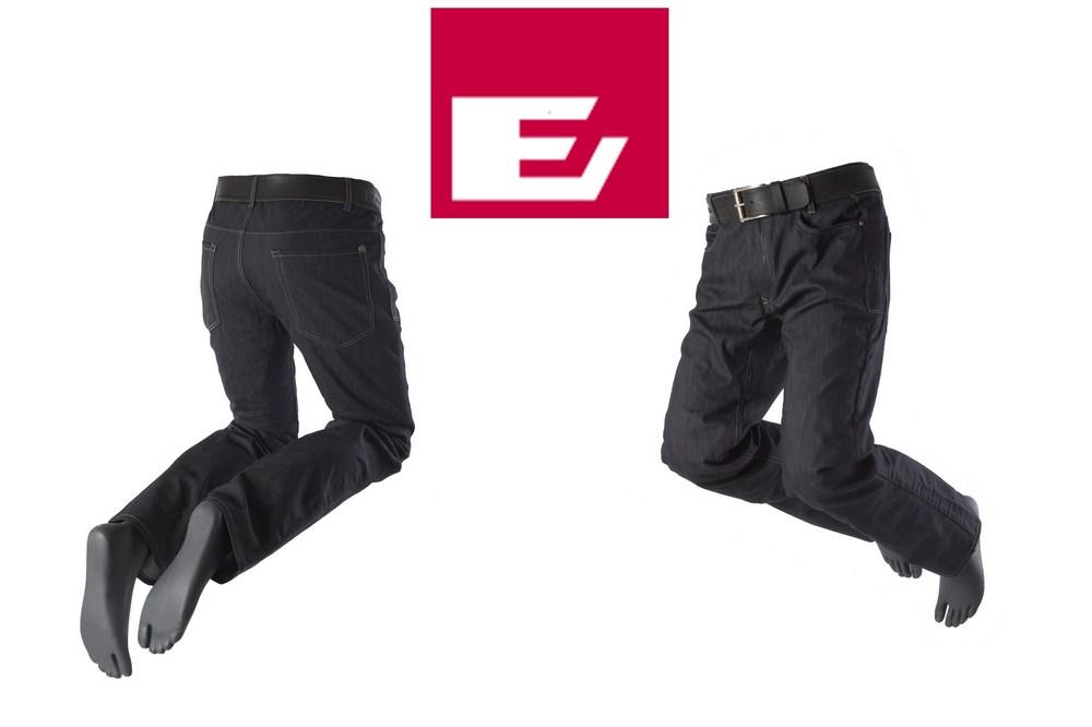 Jeans moto Esquad : nouveaux Sinda et Napa pour elle et lui