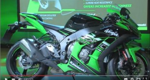 Vidéo : Kawasaki Ninja ZX-10R Barcelona