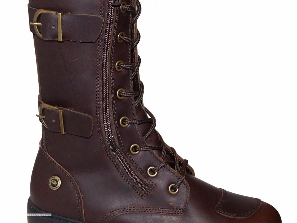1964 Shoes XLady : les bottes moto vintage pour elles
