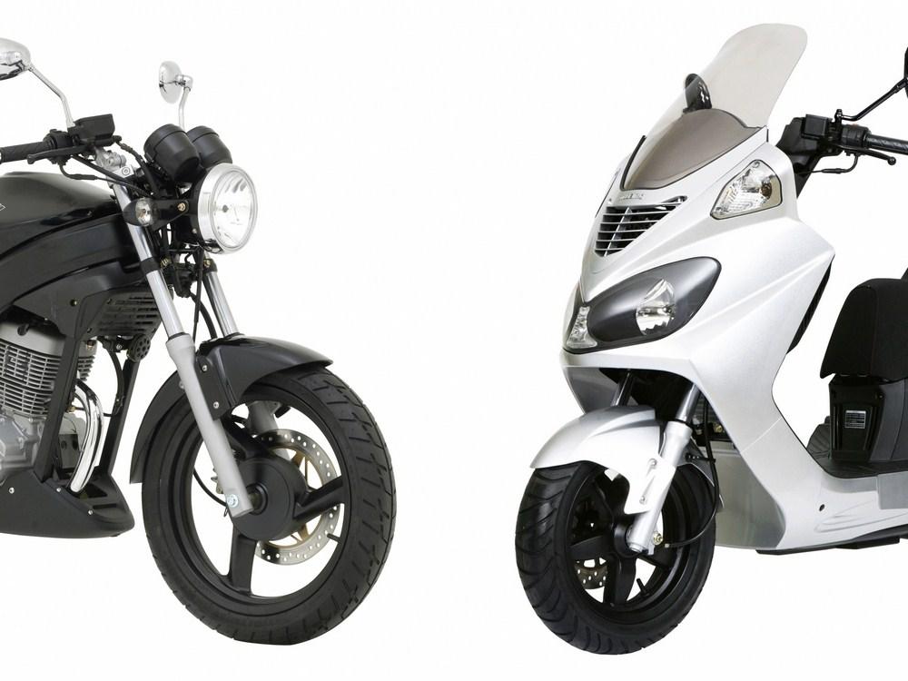Daelim : baisses des tarifs motos et scooters