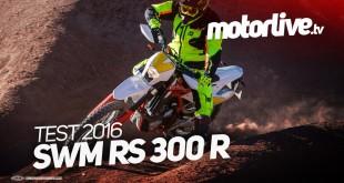 SWM RS 300 R : 1er essai en exclusivité et en vidéo